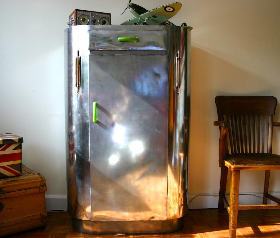 Industrial vintage aeronautics cabinet a15 la boutique vintage - Boutique deco vintage ...