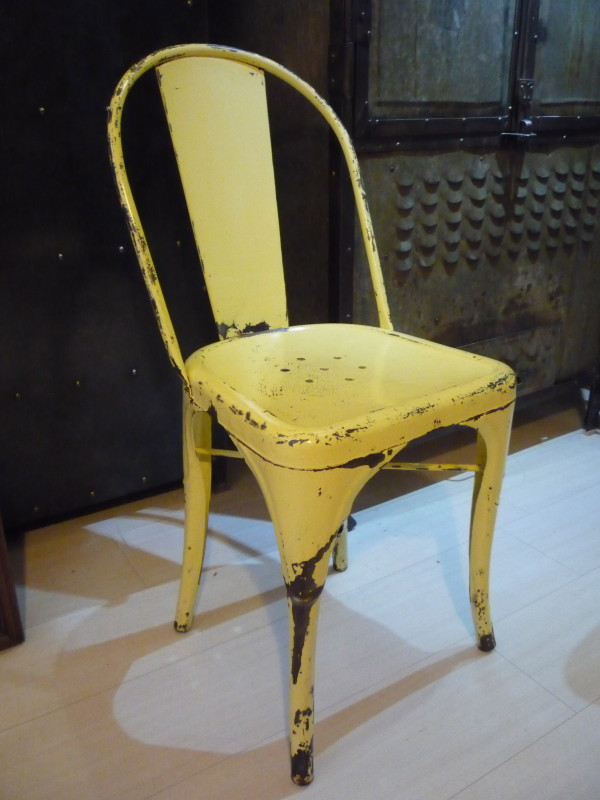 tolix-chair-type-B-yellow-la-boutique-vintage-industrial-furniture-1
