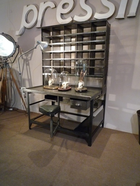 Industrial Furniture La Boutique Vintage