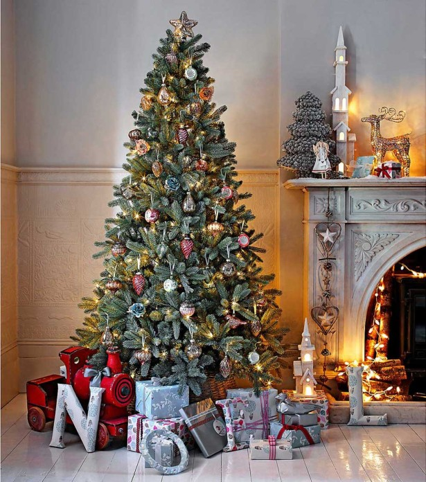 How to choose and decorate your Vintage Christmas Tree?