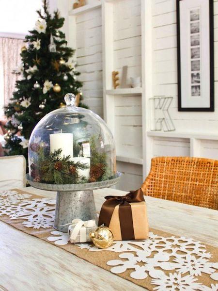 Crate Barrel Christmas