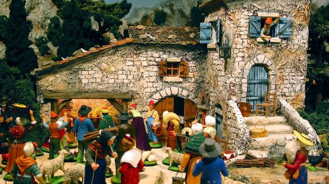 vintage-christmas-nativity-scene-village