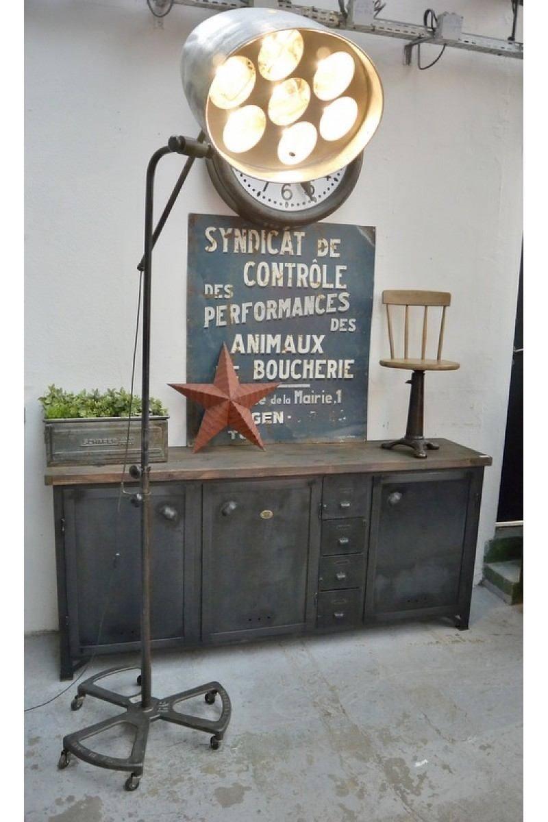 levallois lamp | La Boutique Vintage