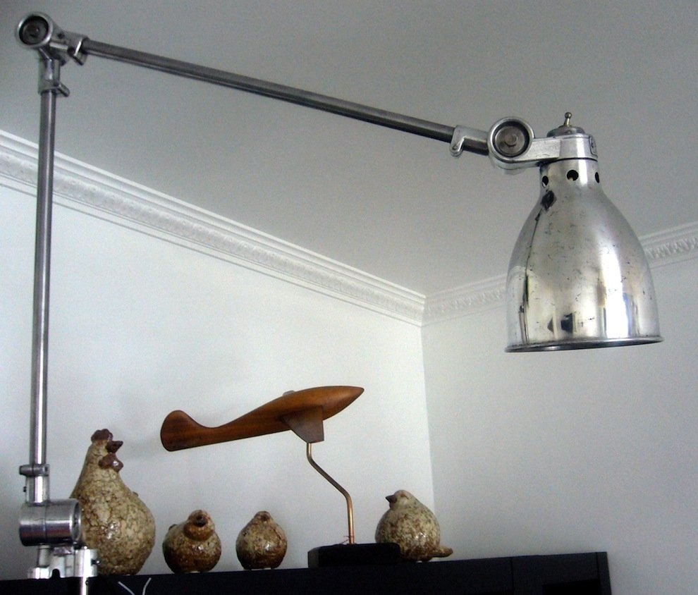 sanfil lamp | La Boutique Vintage