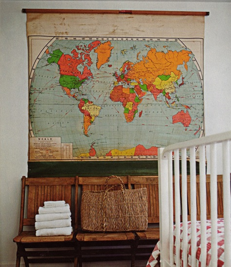 vintage-school-map-la-boutique-vintage